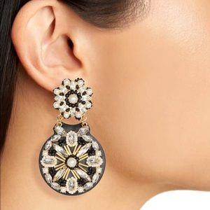 Kate Spade desert garden drop earrings